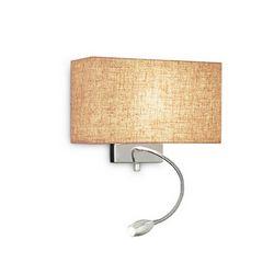Lampada da parete Applique Ideal Lux Kronplatz AP2 103204