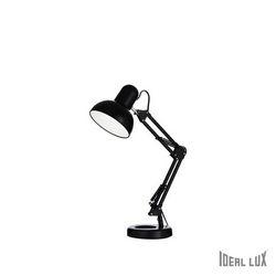 Lampada da tavolo Ideal Lux Kelly TL1 NERO 108094