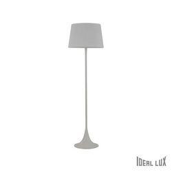 Lampada da terra Ideal Lux London PT1 BIANCO 110233