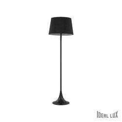 Lampada da terra Ideal Lux London PT1 NERO 110240