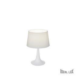 Lampada da tavolo Ideal Lux London TL1 SMALL BIANCO 110530