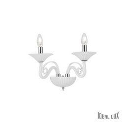 Lampada da parete Applique Ideal Lux Maximilian AP2 111551