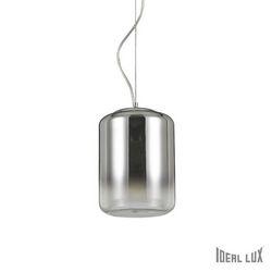Lampadario sospensione Ideal Lux Ken SP1 SMALL CROMO 112084