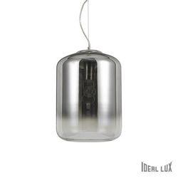 Lampadario sospensione Ideal Lux Ken SP1 BIG CROMO 112107