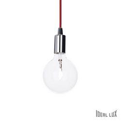 Lampadario sospensione Ideal Lux Edison SP1 CROMO 113296