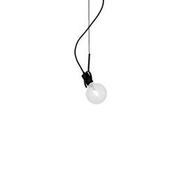 Lampadario sospensione Ideal Lux Radio SP1 NERO 113364