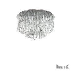 Plafoniera Ideal Lux Majestic PL10 TRASPARENTE 113562