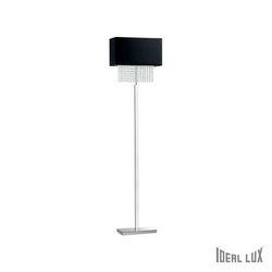 Lampada da terra Ideal Lux Phoenix PT1 NERO 113692
