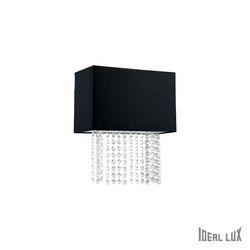 Lampada da parete Applique Ideal Lux Phoenix AP2 NERO 113715