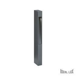 Palo da esterno Ideal Lux Mercurio PT1 ANTRACITE 114347