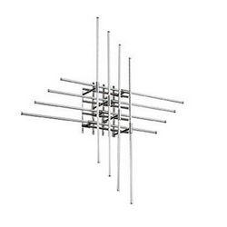 Plafoniera Ideal Lux Cross LED PL8 114767
