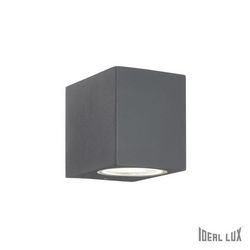 Lampada da esterno Applique Ideal Lux Up AP1 ANTRACITE 115306