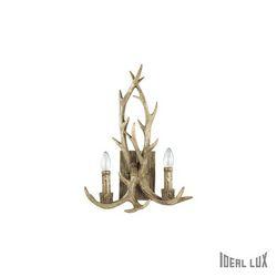 Lampada da parete Applique Ideal Lux Chalet AP2 115511