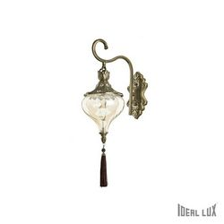 Lampada da parete Applique Ideal Lux Harem AP1 115962