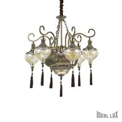 Lampadario sospensione Ideal Lux Harem SP9 116006