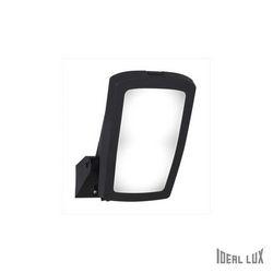 Lampada da esterno Applique Ideal Lux Germana AP1 NERO 120171