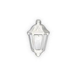 Lampada da esterno Applique Ideal Lux Anna AP1 SMALL BIANCO 120430
