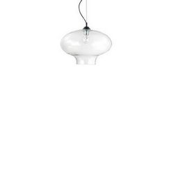 Lampadario sospensione Ideal Lux Bistro SP1 ROUND 120898