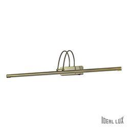 Lampada da parete Applique Ideal Lux Bow AP114 BRUNITO 121147