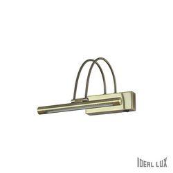 Lampada da parete Applique Ideal Lux Bow AP36 BRUNITO 121338