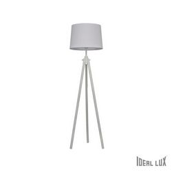 Lampada da terra Ideal Lux York PT1 BIANCO 121406