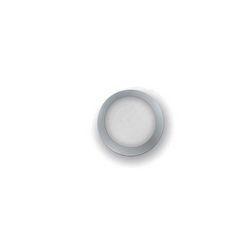 Lampada da esterno Applique Ideal Lux Berta AP1 SMALL GRIGIO 122786