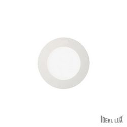 Faretto da incasso Ideal Lux Groove FI1 10W ROUND 123974