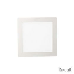 Faretto da incasso Ideal Lux Groove FI1 20W SQUARE 124001