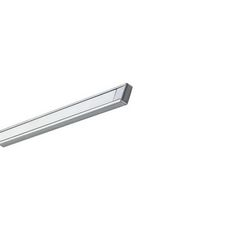 Profilo strip led a vista alluminio ideal lux 124124
