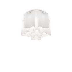 Plafoniera Ideal Lux Compo PL6 BIANCO 125503