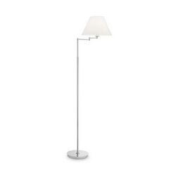 Lampada da terra Ideal Lux Beverly PT1 CROMO 126807