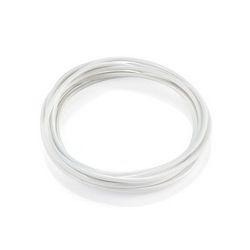 Bilanciere Ideal Lux Cavo Tessuto Bianco (1m) 128849