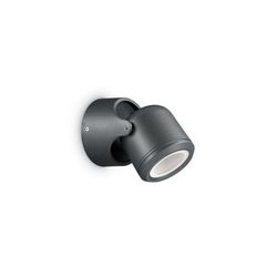 Lampada da parete Applique Ideal Lux Xeno AP1 NERO 129464