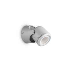 Lampada da parete Applique Ideal Lux Xeno AP1 GRIGIO 129471