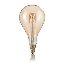 Lampadina Led Ideal Lux VINTAGE XL E27 8W GOCCIA 2200K 130163