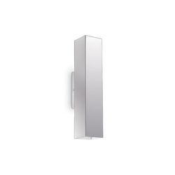 Lampada da parete Applique Ideal Lux Sky AP2 CROMO 136905