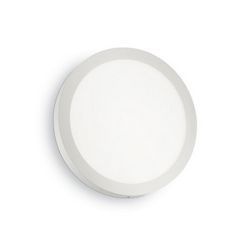 Bilanciere Ideal Lux Universal 24W ROUND BIANCO 138619