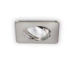 Faretto ad incasso Lounge nickel Ideal Lux 138992