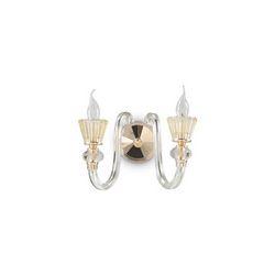 Lampada da parete Applique Ideal Lux Strauss AP2 140599