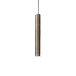 Lampadario sospensione Ideal Lux Look SP1 SMALL BRUNITO 141794