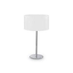 Lampada da tavolo Ideal Lux Woody TL1 BIANCO 143187