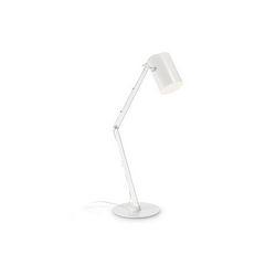 Lampada da tavolo Ideal Lux Bin TL1 BIANCO 144856