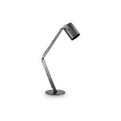 Lampada da tavolo Ideal Lux Bin TL1 NERO 144863