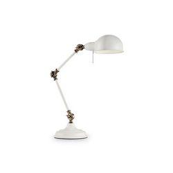 Lampada da tavolo Ideal Lux Truman TL1 BIANCO 145198
