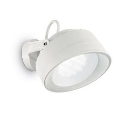 Lampada da parete Applique Ideal Lux Tommy AP1 BIANCO 145303