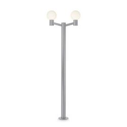 Lampada da terra Ideal Lux Symphony PT2 GRIGIO 146980