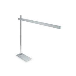 Lampada da tavolo Ideal Lux Gru TL105 ALLUMINIO 147635