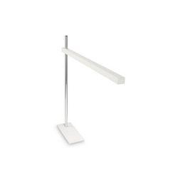 Lampada da tavolo Ideal Lux Gru TL105 BIANCO 147642