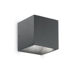 Lampada da parete Applique Ideal Lux Rubik AP1 ANTRACITE 149738