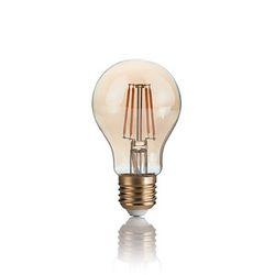 Confezione da 10 Lampadine Led Ideal Lux VINTAGE E27 4W GOCCIA 2200K 151687